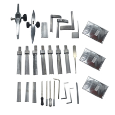 HUK十代锡纸锁匠专用工具