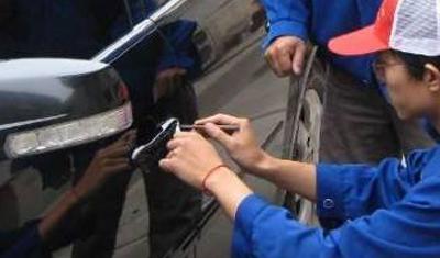 汽车门锁专用工具