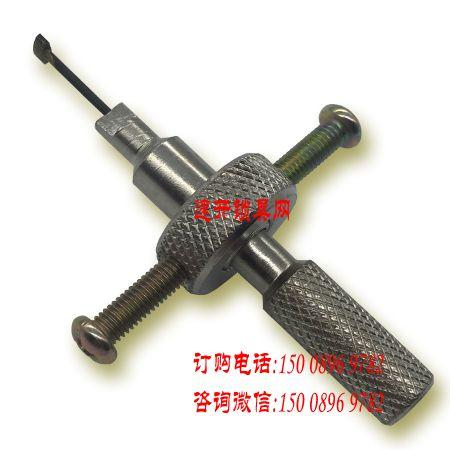 无簧叶片锁专用工具