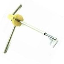 铁锚保险柜叶片锁快开工具